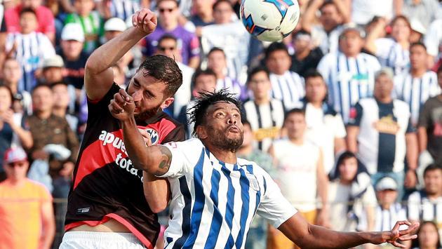 Alianza Lima vs Deportivo Municipal