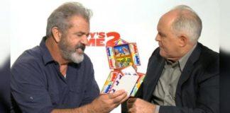 Mel Gibson y John Lithgow
