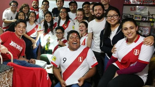 Perú - Nueva Zelanda