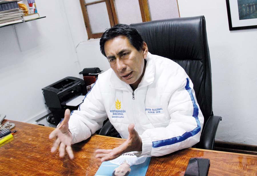 Javier Olazábal