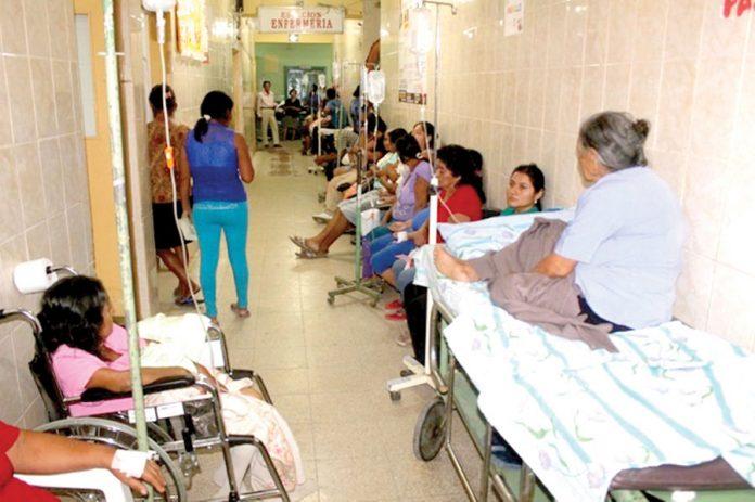 Pacientes hospital