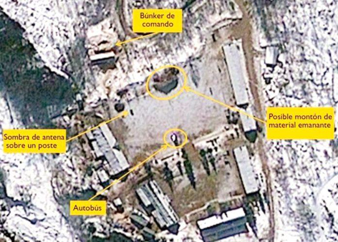 Planta de enriquecimiento de uranio en Yongbyon