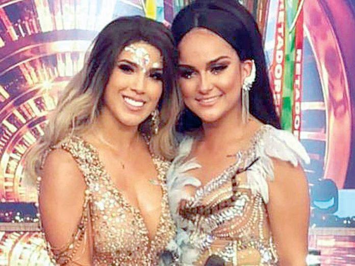 Yahaira Plasencia y Daniela Darcourt