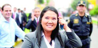 Caso de lideresa de Fuerza Popular también se verá en el seno del Tribunal Constitucional.