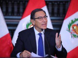 Jefe de estado asegura que la población rechaza confrontaciones políticas.