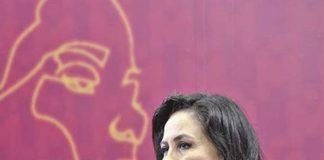 """Como """"un insulto a todos los peruanos"""" tomó la ministra de la Mujer y Poblaciones Vulnerables, Gloria Montenegro"""