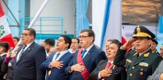 El Gobernador Regional del Callao, Dante Mandriotti Castro, decidido a identificar, rescatar y potenciar el talento y la capacidad creativa de los niños y jóvenes chalacos.