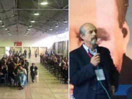 El parlamentario Mauricio Mulder anunció que el APRA aprobó respaldar su propuesta para presentar una moción de vacancia contra el presidente de la República, Martín Vizcarra.