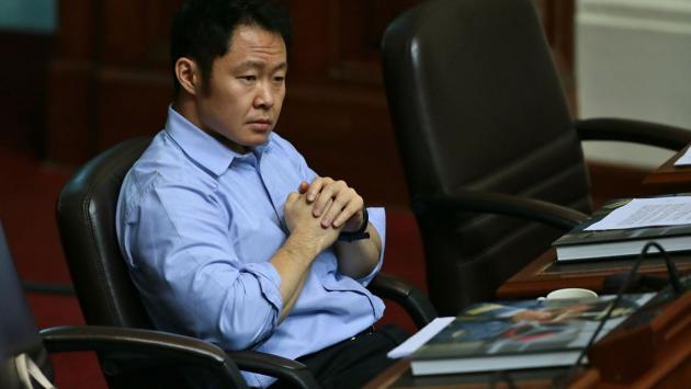 Kenji Fujimori fue citado como testigo