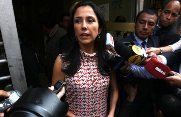Cárcel espera a Humala y Nadine