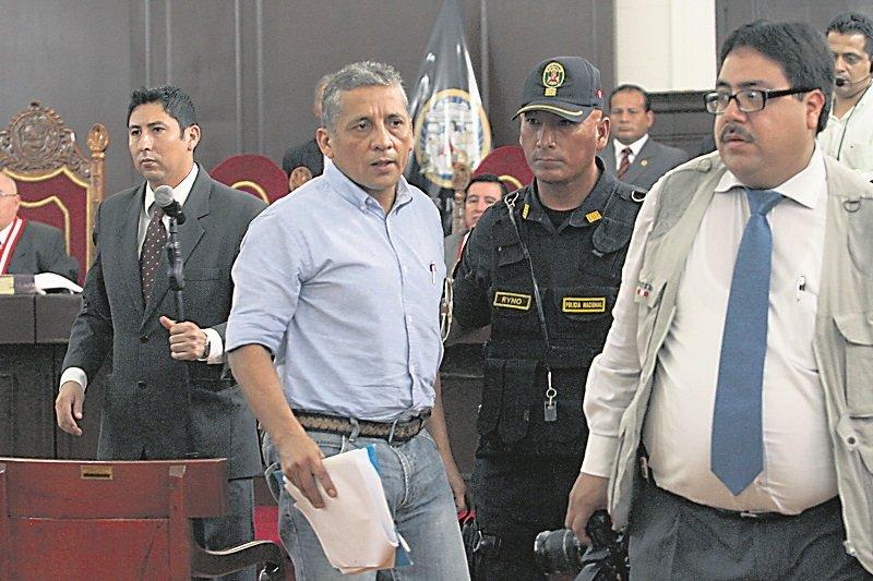 Liberación de Antauro Humala causa terror en políticos