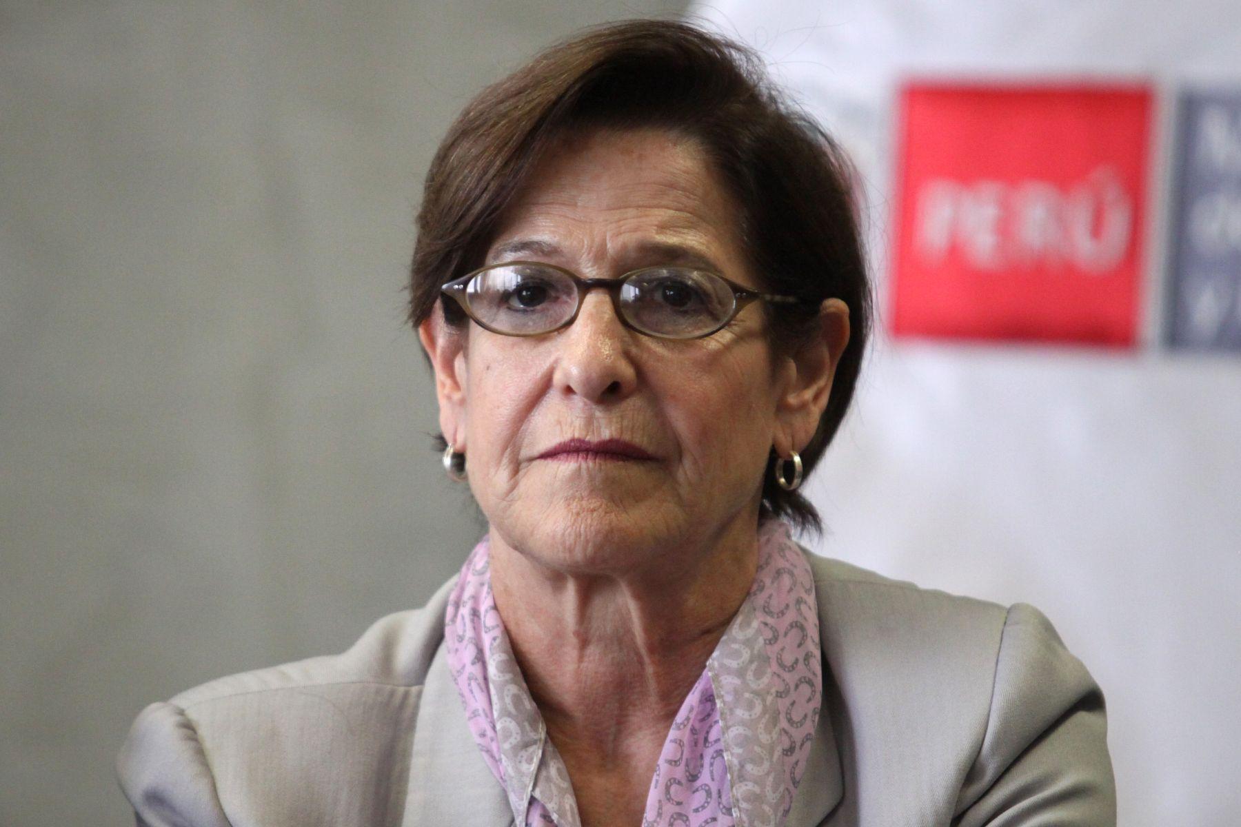 Fiscalía formalizaría investigación contra Susana Villarán