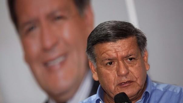 Partido de César Acuña no reportó US$ 1.7 millones a la ONPE