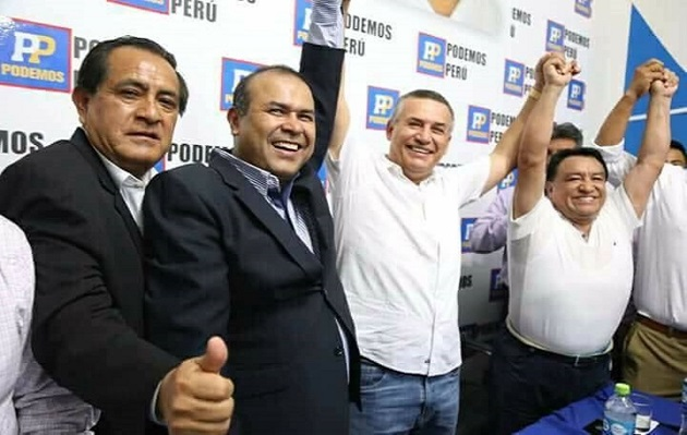 """""""Existe una mafia de reventa de inscripciones partidarias en ONPE"""""""