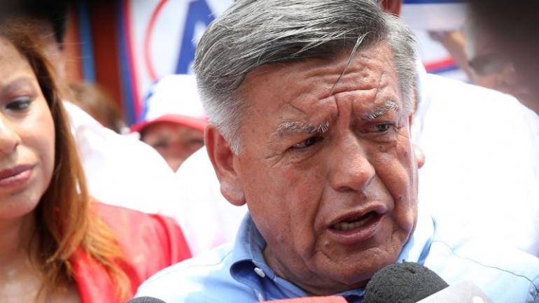 César Acuña es citado a Comisión Lava Jato
