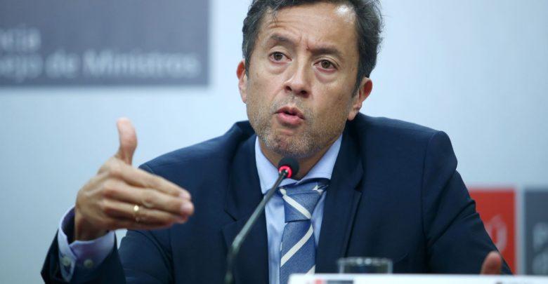 David Tuesta presentó su renuncia al Ministerio de Economía