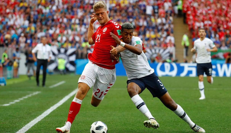 Francia y Dinamarca no se hicieron nada y ambos clasificaron a los octavos de final del Mundial Rusia 2018