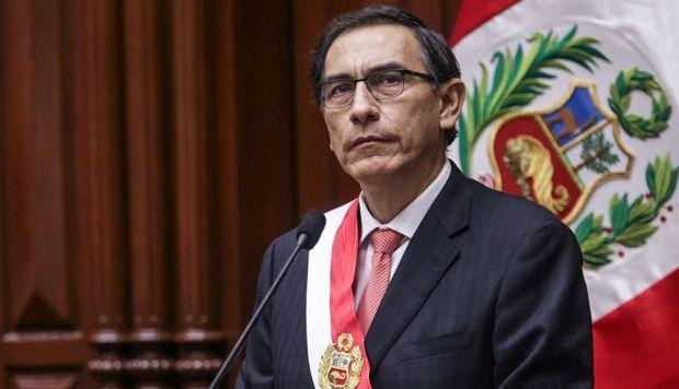 Vizcarra: «Odebrecht no debería  seguir trabajando en el Perú»