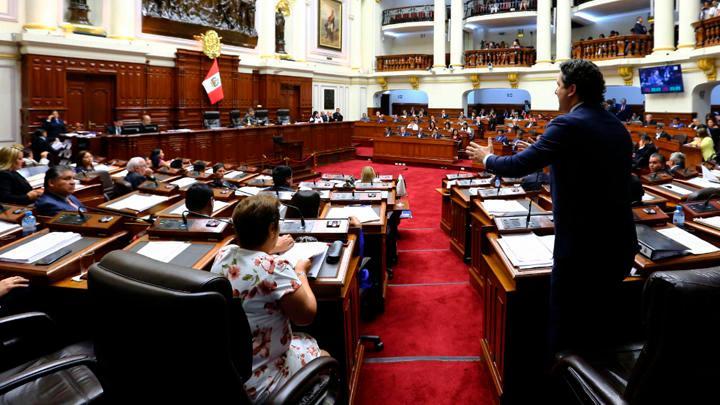 PJ pide al Congreso hacer  efectiva condena a Ríos