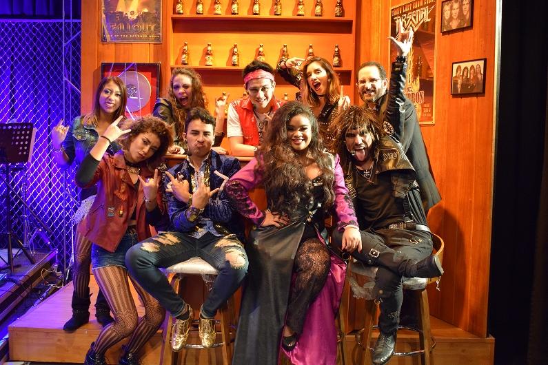 La Era del Rock, musical de Broadway llegó a Lima