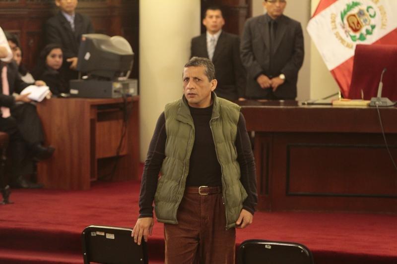 Piden aplicar 'muerte civil' a Antauro Humala