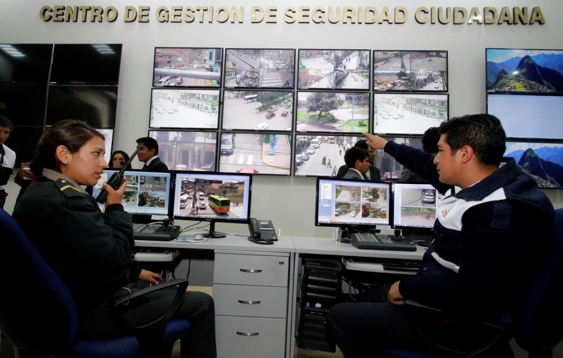 Reducirán el crimen con  cámaras de seguridad