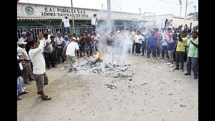 Azucareros radicalizarán  sus medidas de lucha