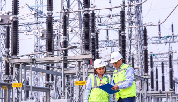 Producción eléctrica nacional creció 3.2% en primer semestre de 2018