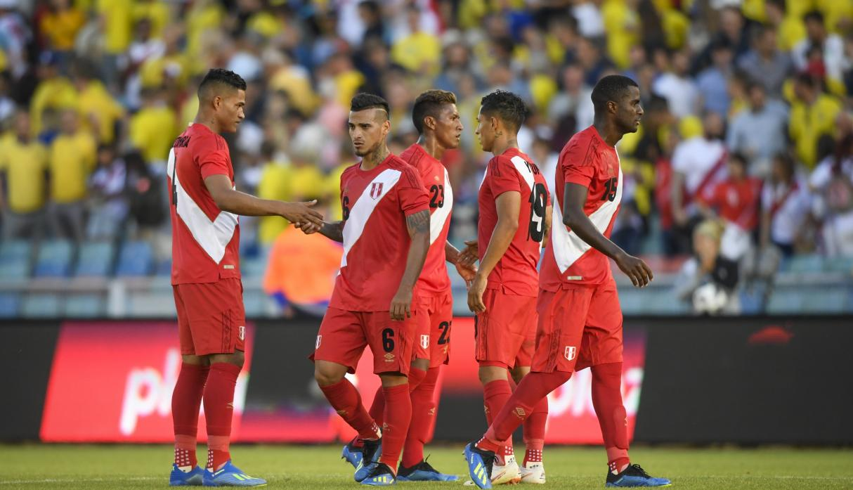 Perú descendió en el raking FIFA tras Mundial Rusia 2018