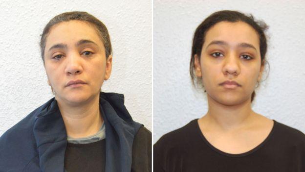 En Inglaterra dieron cadena perpetua a la mujer más joven condenada por terrorismo