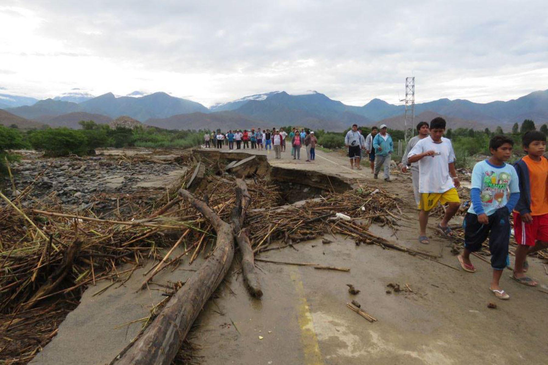 Pagos de seguros por Fenómeno El Niño ascienden a US$ 660 millones