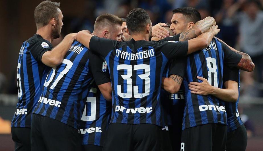 En la agonía: Inter de Milán le volteó el partido  2-1 al Tottenham