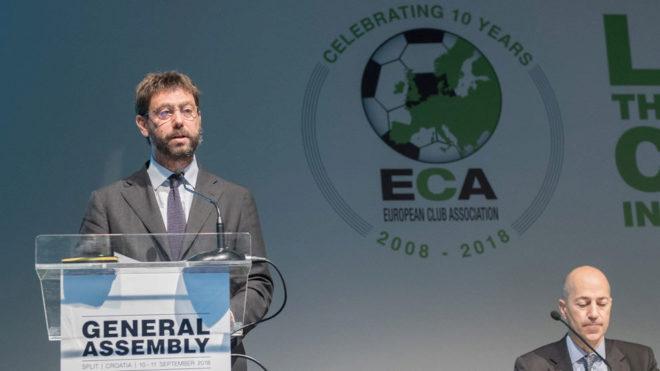 UEFA confirmó un tercer torneo además de la Champions y Europa League