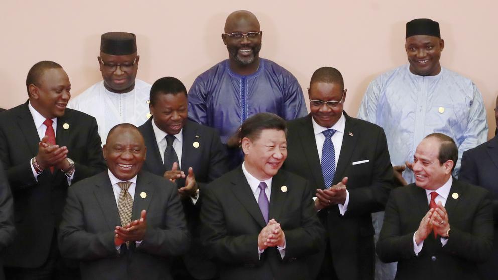China promete una ayuda  para el desarrollo de África