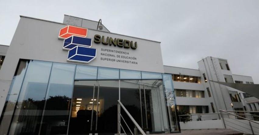 Carnecitas (01/02/2020) SUNEDU