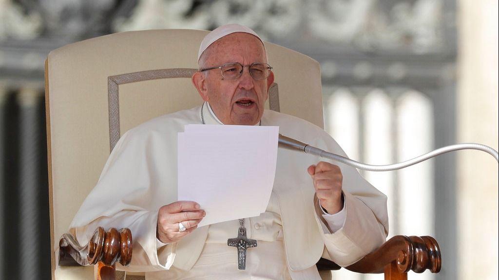 Papa Francisco afirmó que el aborto es como contratar un sicario