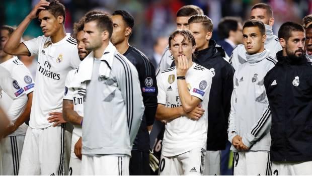 ¡Que vergüenza! Real Madrid por:Azi Wolfenson