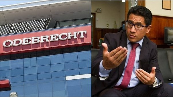 Firman segundo acuerdo  de colaboración con  Odebrecht por La Centralita