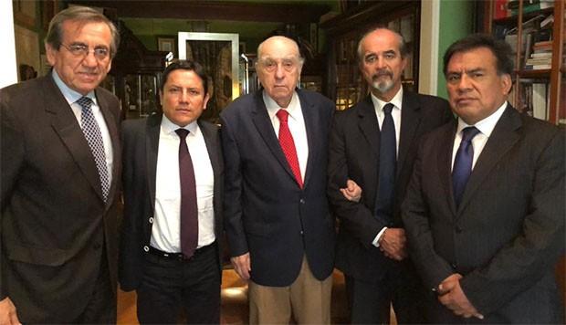 Apristas defendieron asilo de Alan en Uruguay