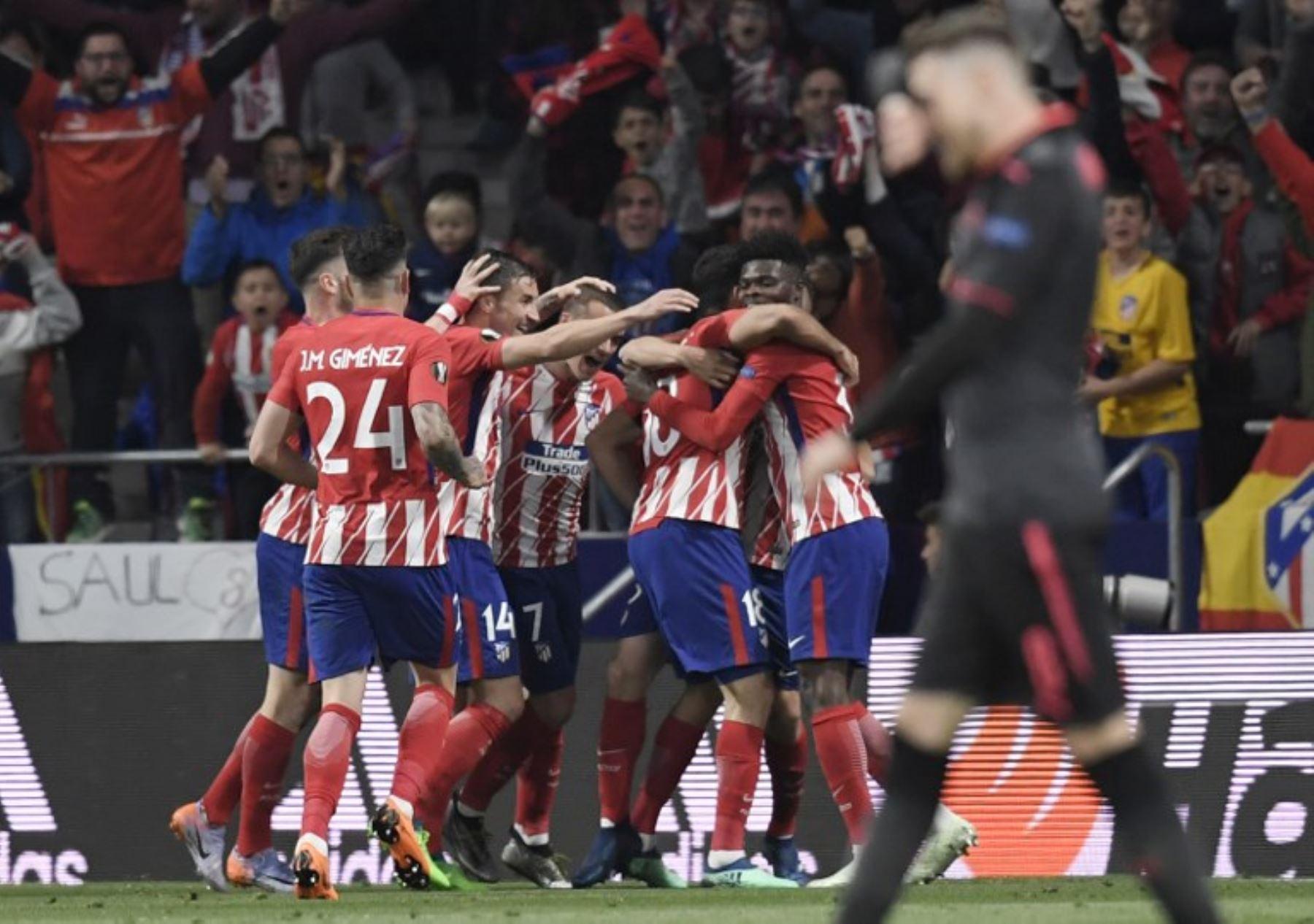 Atlético de Madrid busca lavar su afrenta ante el Borussia Dortmund