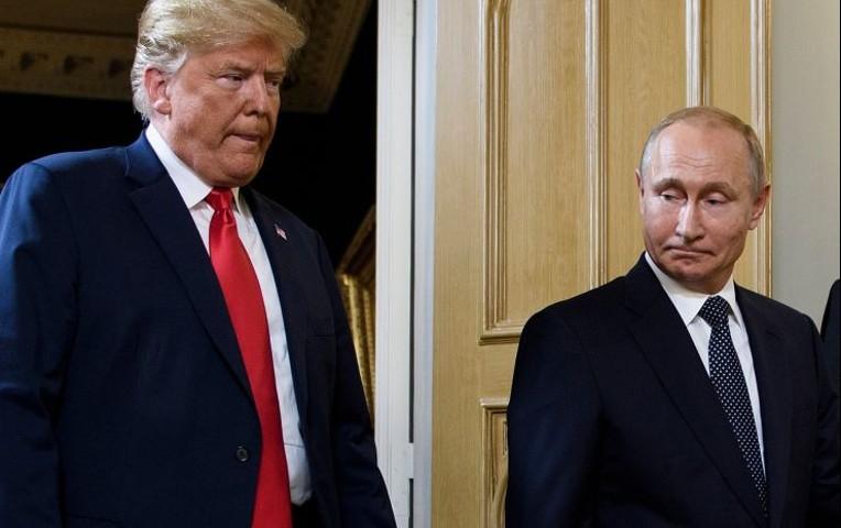 Donald Trump canceló cita con Putin en Argentina