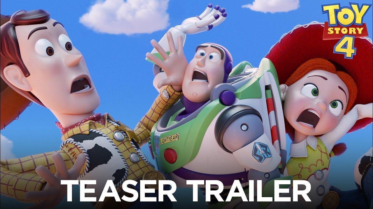 Este es el trailer de Toy Story 4