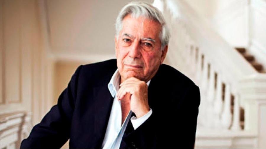 Vargas Llosa fue  invitado por Odebrecht