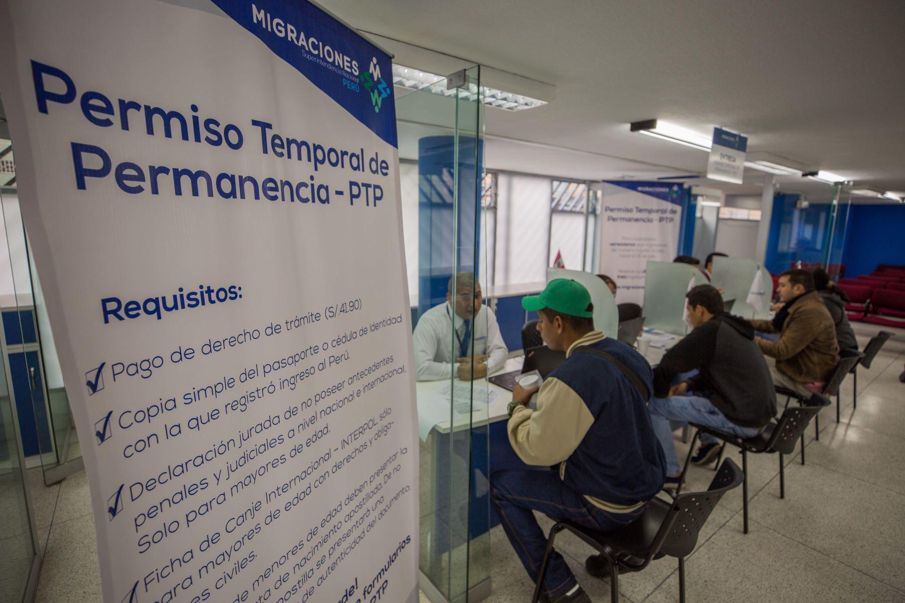 Venezolanos en Perú: hoy vence plazo para iniciar trámite de PTP