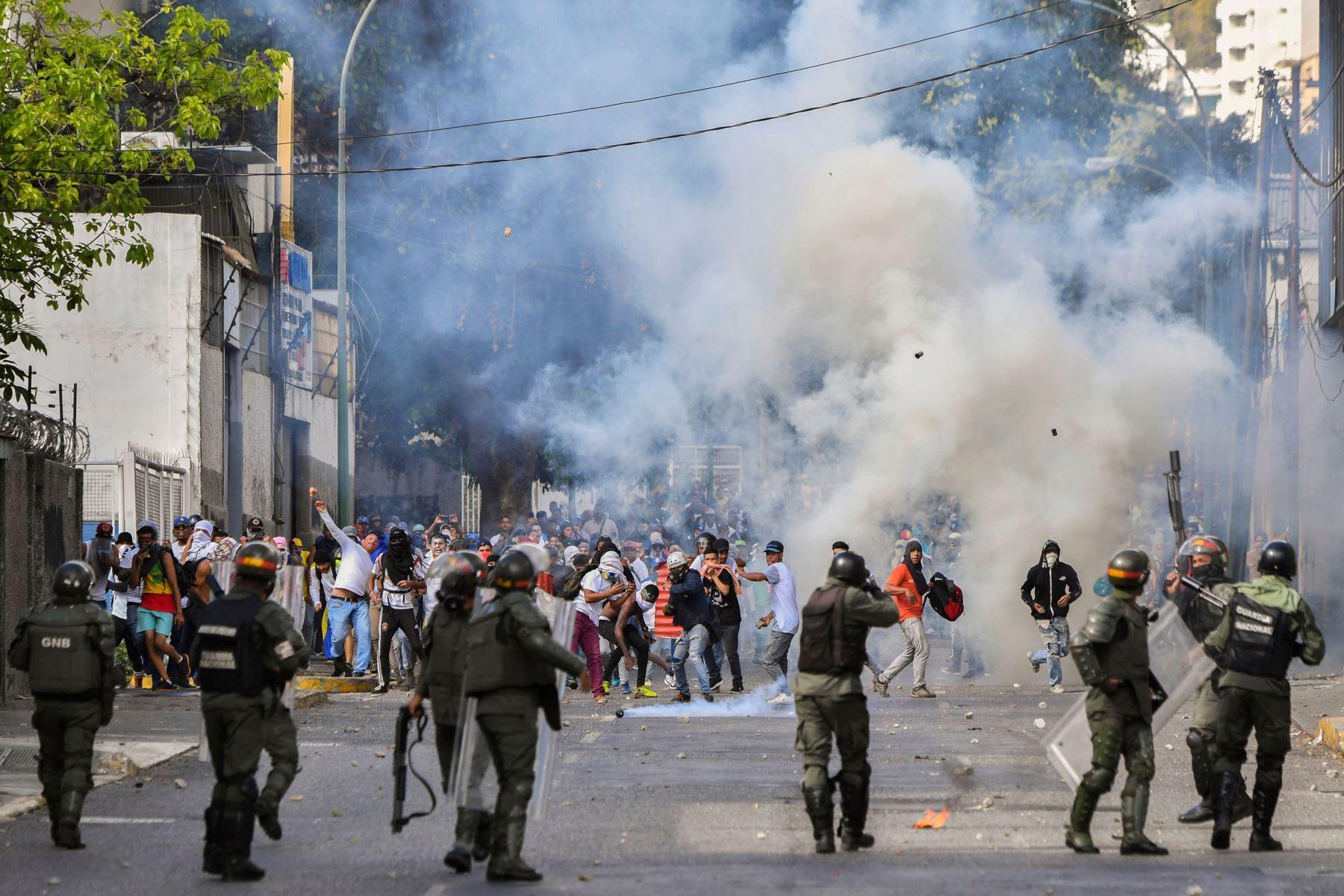 Venezuela: 35 muertos y 850 detenidos en protestas