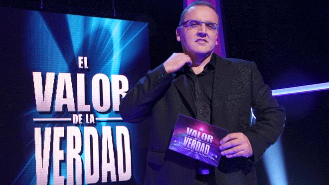 Beto Ortiz estrena 'El Valor de la verdad' con polémico invitado