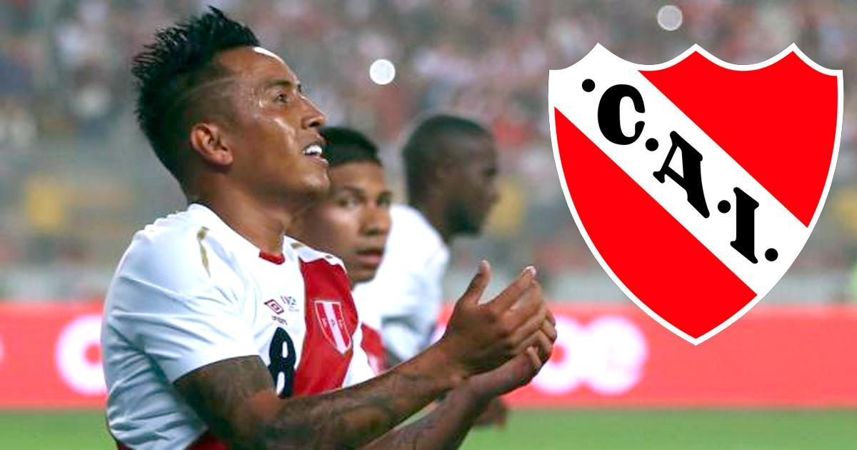 Fichaje de Christian Cueva a Independiente será el más caro de su historia