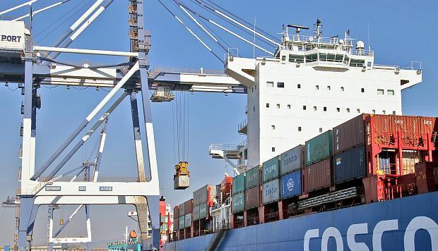 Naviera china Cosco y minera Volcan construirán puerto de US$3.000 mlls.