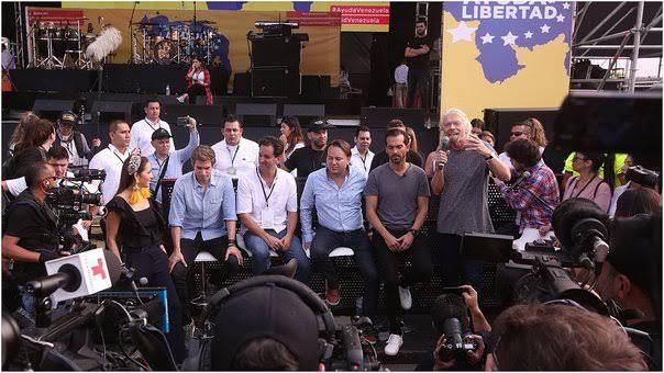 Concierto Venezuela Aid Live en Cúcuta tendrá a 32 artistas de diferentes países