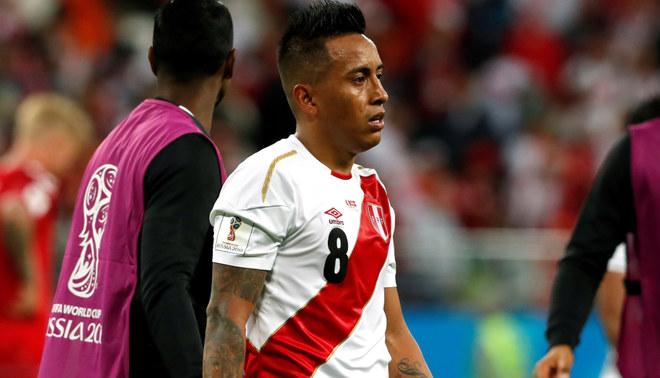 Christian Cueva no será jugador de Independiente de Avellaneda